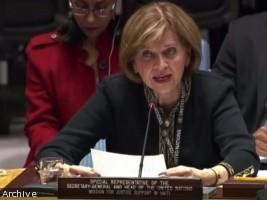 Haïti - ONU : Déclaration Helen La Lime sur la situation d'Haïti devant le Conseil de sécurité