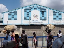Haïti - Économie : Report de l'ouverture du marché binational de Dajabón