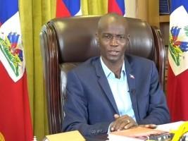 Haïti - Politique : Le Président Moïse exige vérité et justice sur la mort de l'étudiant Saint-Hilaire