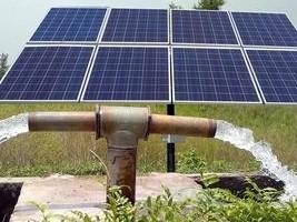 Haïti - Technologie : Vers l'installation plus de 300 systèmes de pompages d'eau à énergie solaire