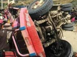 iciHaiti - Weekly road report : 20 accidents, 73 victims