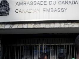 iciHaïti - Politique : Une adolescente à la tête de l'Ambassade du Canada en Haïti