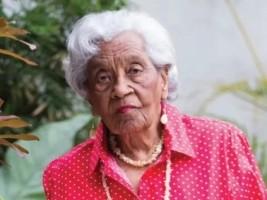 Haïti - FLASH : Message d'Odette Roy Fombrun (103 ans) sur le point de partir