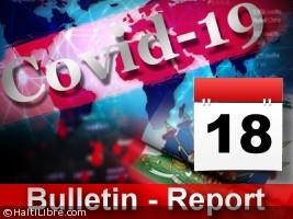 Haïti - Diaspora Covid-19 : Bulletin quotidien 18 octobre 2020
