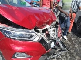 iciHaiti - Weekly road report : 26 accidents, at least 59 victims