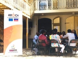 iciHaiti - Cap-Haïtien / Jacmel : Training in Cultural Management