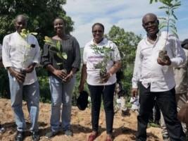 iciHaiti - Politic : Prime Minister Jouthe celebrates rural women