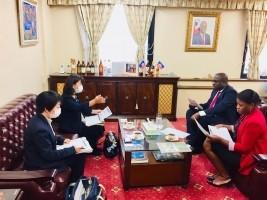iciHaïti - Japon : Haïti à  l'Exposition universelle d'Osaka 2025 ?