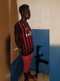 iciHaiti - Grand'Anse : Gang leader «Bouboul» shot dead by UDMO agents