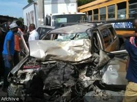 iciHaïti - Bilan routier hebdo : Semaine noire sur les routes haïtiennes