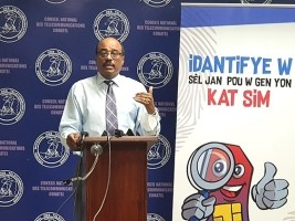 Haiti - Security : Beginning of the identification of SIM cards throughout the country