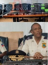 Haïti - Sécurité : Bilan par département de l'Opération «Terminator 1»