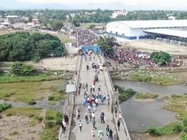 Haïti - RD : Réouverture du marché binational de Dajabón sous haute surveillance sanitaire