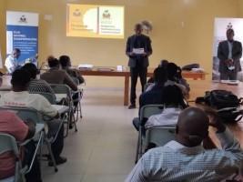 iciHaïti - Plan National : Poursuite des consultations sur le changement climatique