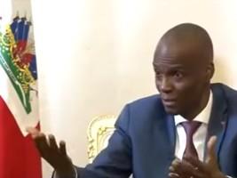 Haïti - Politique : Le Président Moïse appelle la diaspora à venir au pays pour les fêtes de fin d'année