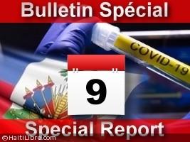 Haiti - Diaspora Covid-19 : Daily bulletin November 9, 2020