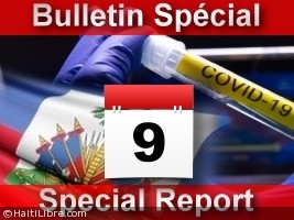 Haïti - Diaspora Covid-19 : Bulletin quotidien 9 novembre 2020