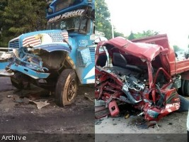 iciHaïti - Bilan routier hebdo : 39 accidents, 79 victimes
