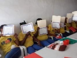 iciHaïti - Réinsertion : Fin de formation des détenues à la prison des femmes de Cabaret
