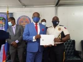 Haïti - FLASH : Un nouveau DG à la tête de la PNH