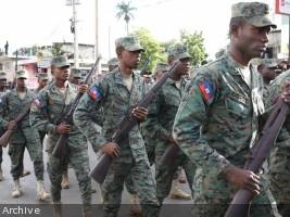 Haïti - FLASH : Les FAd'H, recrutent une classe de Cadet