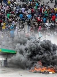 Haïti - FLASH : Manifestation de l'opposition radicale, violences, vandalisme, plusieurs victimes et nombreux dégâts