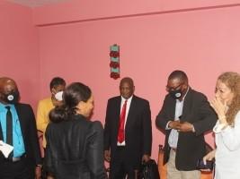 iciHaïti - Football :  Clinique de la Fondation Real Madrid, une première en Haïti