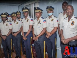 Haïti - Sécurité : Importants changements dans la chaîne de commandement de la PNH