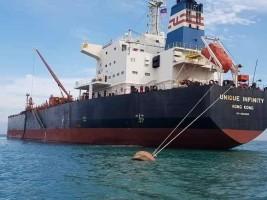 iciHaïti - Carburant : 250,000 barils de diesel en cours de déchargement