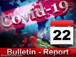 Haïti - Diaspora Covid-19 : Bulletin quotidien #247