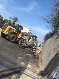 iciHaïti - Environnement : Chasse aux fatras à Croix-des-Bouquets