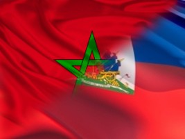 Haiti - Diplomacy : Haiti takes a stand in the border conflict in Morocco