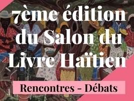 iciHaïti - Littérature : 7éme Édition du Salon du Livre Haïtien à Paris