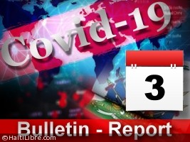 Haiti - Diaspora Covid-19 : Daily Report #258