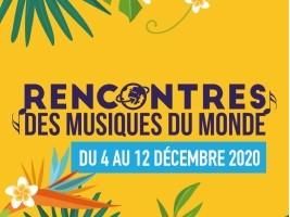 Haiti - Festival : World Music Meetings 2020 (Program)