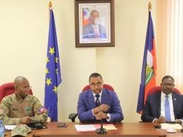Haïti - Sécurité : Lancement du Programme de Sécurité Frontalière Multi-pays