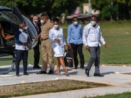 iciHaïti - Rep. Dom. : Fin de la tournée officielle du Chancelier joseph