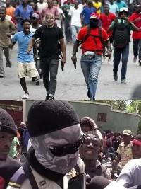 Haïti - FLASH : 70 policiers membre de «Fantom 509»