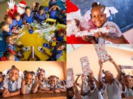 iciHaïti - Fondation Digicel : Distribution de milliers de cadeaux !