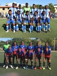 Haïti - Football : 8 buts dans les 2 premiers matchs des play-offs 2020-2021