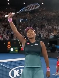 iciHaïti - Tennis : Activiste, championne, Naomi Osaka athlète féminine de l'année 2020