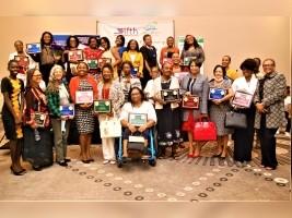 iciHaiti - Social : Tribute to 50 model and inspiring Haitian women (List)