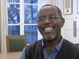 iciHaiti - France : Haitian writer Dalembert new holder of the Writer's Chair