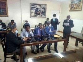 Haiti - Politic : New political bureau in the Senate