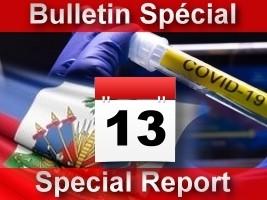 Haiti - COVID-19 : Haiti Special Report #299