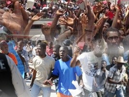 iciHaiti - Protests : Radical opposition threatens to shut down the country