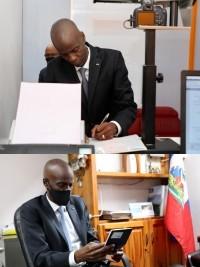 iciHaïti - Politique : Jovenel Moïse obtient son passeport biométrique