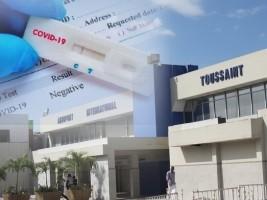 Haïti - FLASH : Site de dépistage du Covid-19 disponible à l'Aéroport Toussaint Louverture