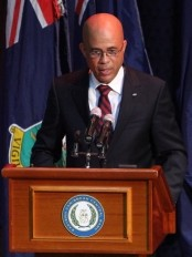 Haiti - Politic : Remarks of Martelly to the 32nd Meeting of the Conference of Heads of Government of the Caricom