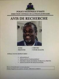 Haïti - FLASH : L'ancien maire de Port-au-Prince, recherché par la PNH